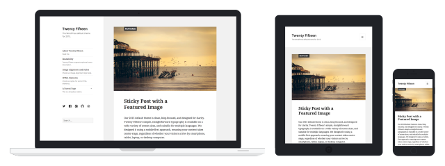 default_wordpress_theme