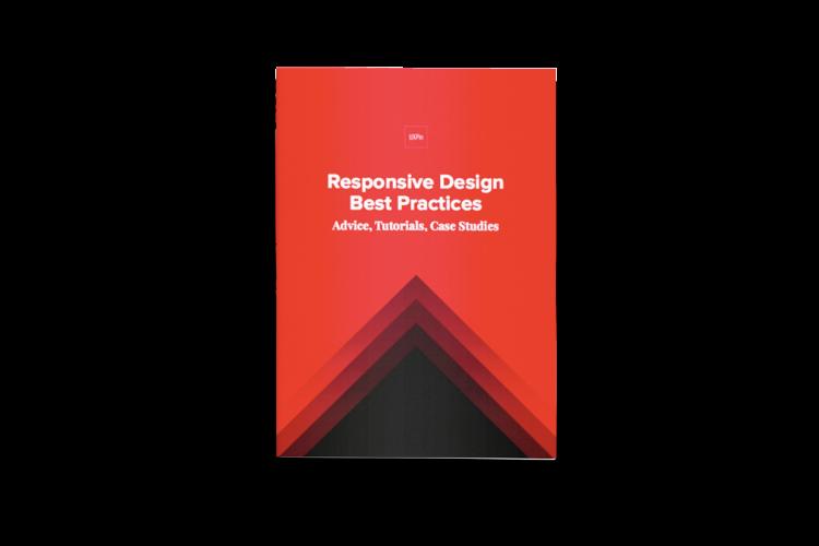 بهترین شیوه های طراحی وب سایت واکنش گرا (کتاب)